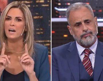 Viviana Canosa denunciará a Jorge Rial ante la Justicia
