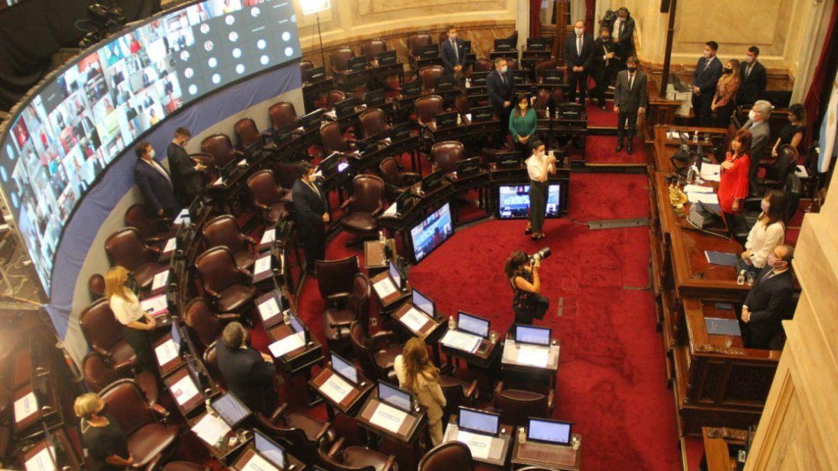 El Senado aprobó hoy, en sesión especial, el proyecto que modifica ganancias para empresas