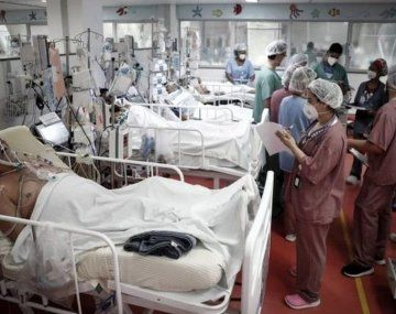 Brasil ha registrado un total de 590.508 muertes por coronavirus y 21,2 millones de casos confirmados durante la pandemia.