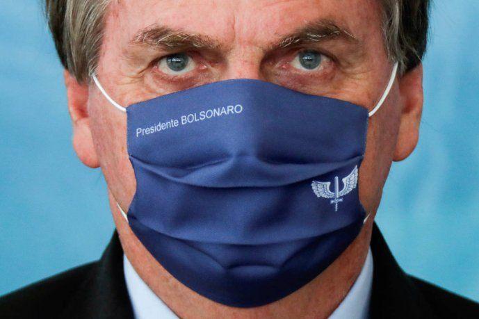 Bolsonaro ha promovido en Brasil el empleo de tratamientos ineficaces contra el coronavirus