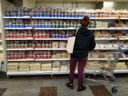 Alimentos con los precios congelados llegan a las góndolas