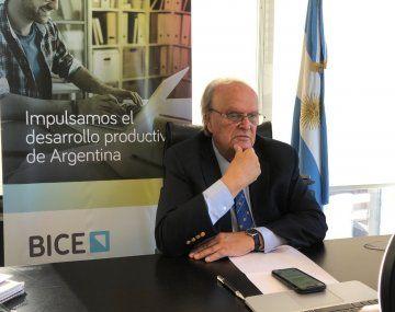 José Ignacio De Mendiguren dijo que hay un escenario internacional favorable para la Argentina