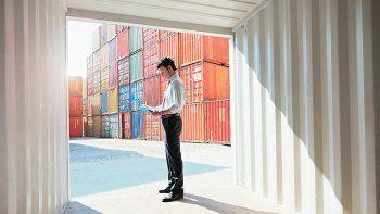 comercio exterior dejo en caja u$s4.500 millones en el primer trimestre