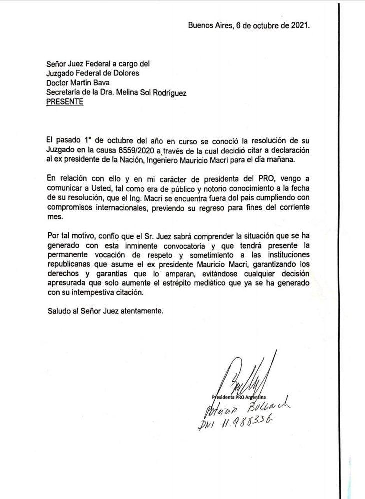 Espionaje a familiares del ARA San Juan: Macri burla a la Justicia y no se presentará a la indagatoria