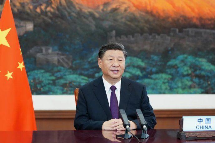 El presidente de China
