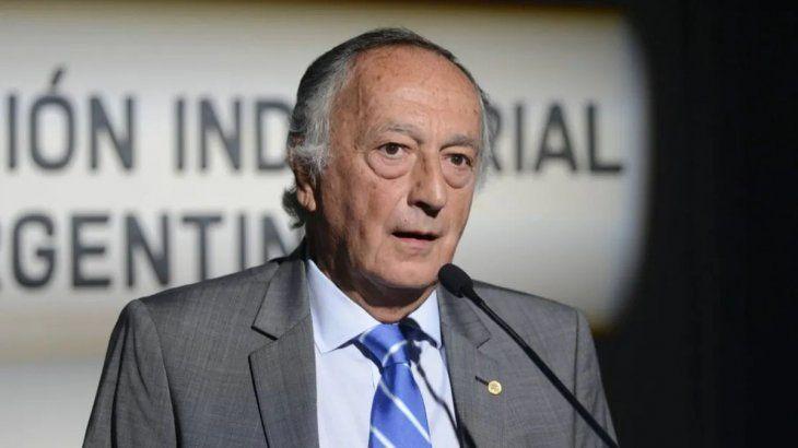 el-presidente-la-union-industrial-argentinamiguel-acevedo