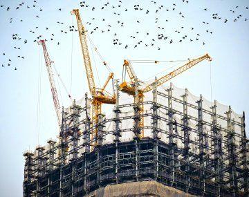 Fuerte incremento del costo de la construcción en abril.