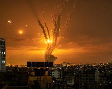Israel reanudó bombardeos sobre Gaza: ya causó 200 muertos en una semana