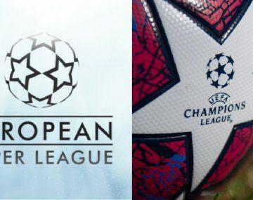 La Superliga Europea desapareció antes de comenzar.
