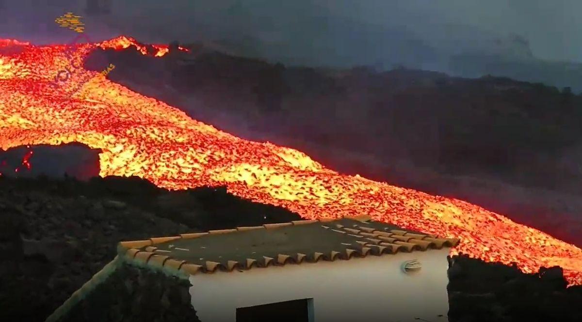 volcan de la palma: un tsunami de lava en islas canarias