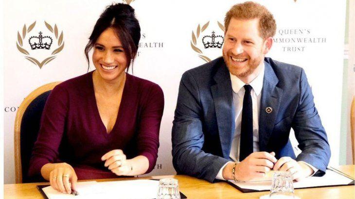 El príncipe Harry y Meghan, el duque y la duquesa de Sussex aparecerán como presidentes de la campaña para reunir 2.000 millones de vacunas y estarán en el show Vax Live.