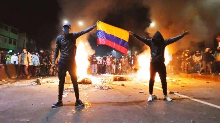 Por la fuerte crisis social en Colombia, habrá una marcha para suspender el partido de River por la Libertadores