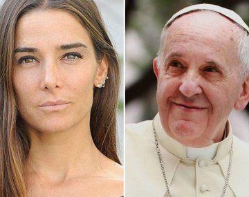 Juana Viale al Papa Francisco: Actúe con el ejemplo
