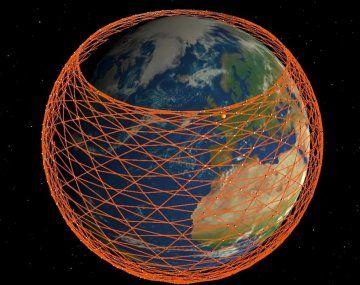 Lanzaron una nueva tanda de 52 satélites.