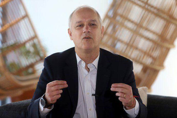 Martín Ruiz, Gerente Ejecutivo de Operaciones Comerciales Downstream de Pan American Energy (PAE)