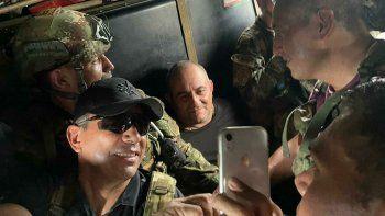 Dairo Antonio Úsuga, alias Otoniel, el principal narcotraficante de Colombia, es líder del Clan del Golfo.
