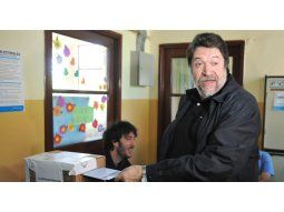 Claudio Lozano.