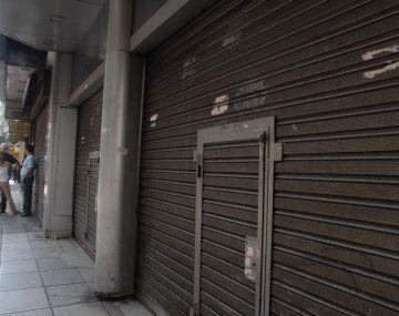 El cierre de comercios por la caída de consumo durante la cuarentena asoma como uno de los mayores problemas de esta región del país.