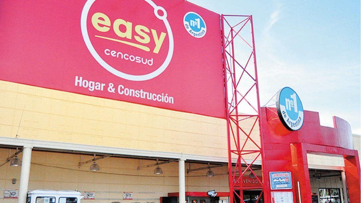 Cencosud: en Argentina, la construcción sostuvo los ingresos del trimestre