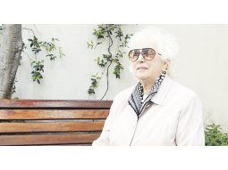 Susana Rinaldi. Regresa con un show de tangos en El Picadero.