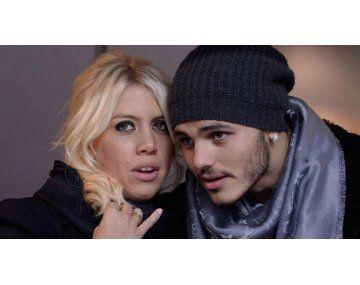 Wanda le maneja la carrera a Icardi, su marido. ¿Volverán a Argentina?