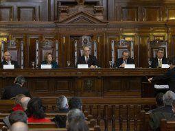 """Para la Corte, se trata de un caso de """"máxima relevancia institucional"""" el que resolvió en el marco del """"federalismo de concertación"""" que expresa la Constitución."""
