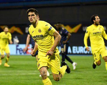 Gerard Moreno estuvo involucrado en 9 goles de Villarreal durante los ocho partidos que disputó en esta Europa League.