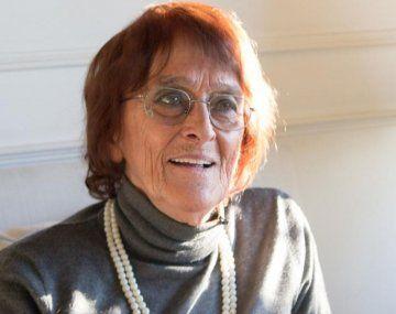 Alcira Argumedo tenía 80 años.