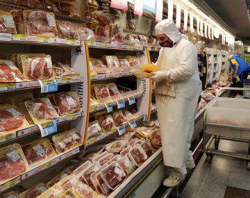 Carne: se reduce la oferta para el mercado interno