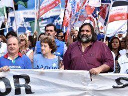 Baradel advirtió por el porcentaje de docentes vacunados en CABA
