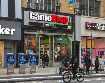 Vuelve a subir el precio de la acción de Game Stop.