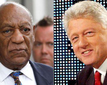 Una periodista de la BBC confundió a Bill Cosby con Bill Clinton y la cadena tuvo que pedir disculpas