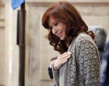 Cristina Fernández de Kirchner envió un mensaje a Esteban Bullrich.