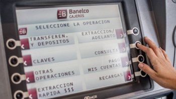 Fallas en Banelco y Visa