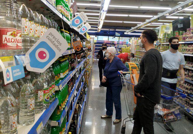 precios-cuidados-consumo-inflacion-gondolas