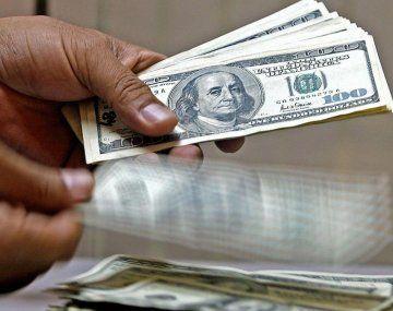 El dólar mayorista tuvo la suba más alta en 2 meses y medio (Banco Central vendió u$s55 millones)