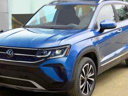 volkswagen comenzo a exportar el nuevo taos a brasil
