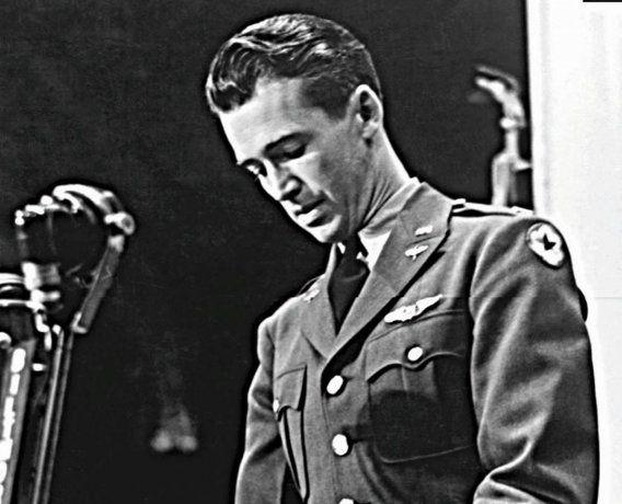 Jimmy Stewart. El actor