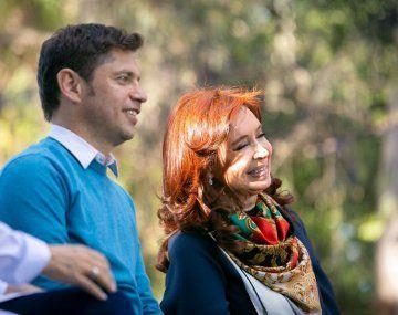 La Justicia rafiticó los sobreseímientos de Axel Kicillof y Cristina de Kirchner en la causa Dólar Futuro.