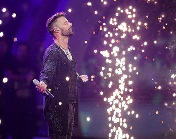 Ricky Martin recordó como fue salir del closet en 2010