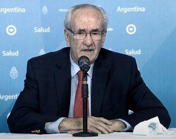 Carlos Soratti, presidente del Incucai, destacó el rol del Ministerio de Salud en el trasplante de órganos.