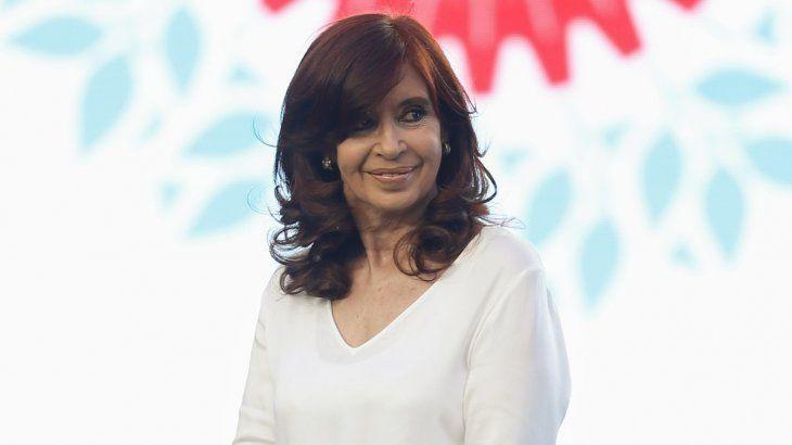 La vicepresidenta Cristina Fernández de Kirchner compartió una publicación de La Cámpora en sus redes sociales.