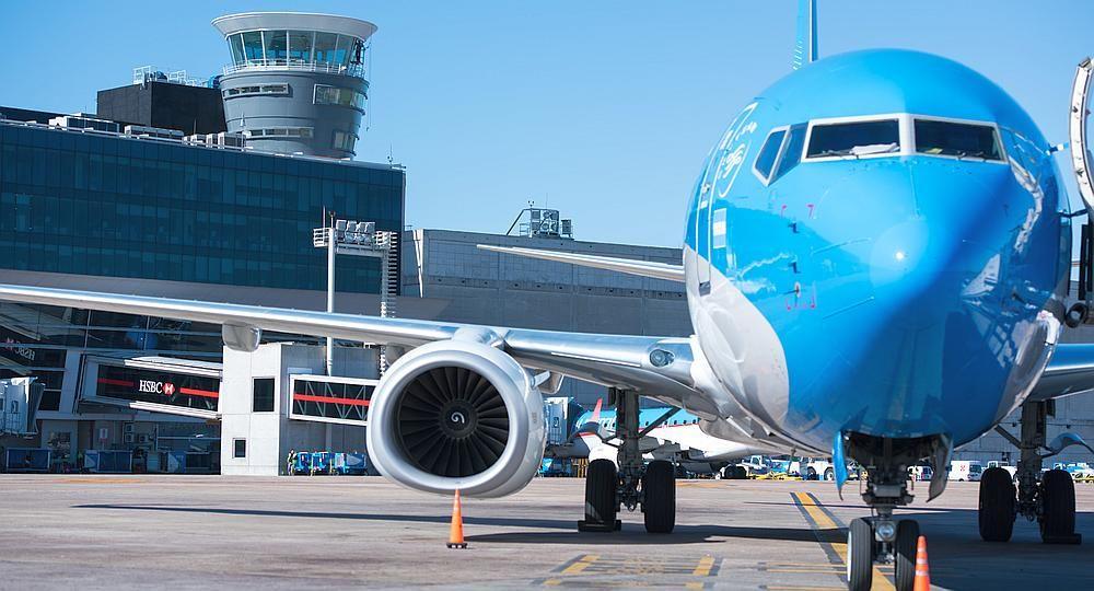 El Gobierno destacó que el crecimiento de un 22% de los pasajeros en vuelos de cabotaje es la variación interanual más alta del país.