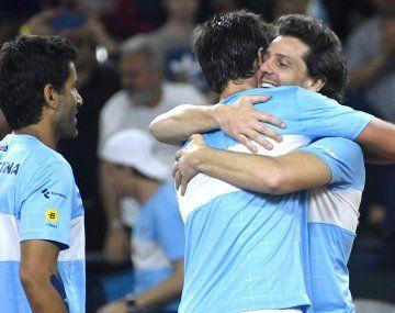 Gastón Gaudio le dio un papel preponderante a la altura de Bogotá en la serie de Copa Davis que comienza el viernes ante Colombia.