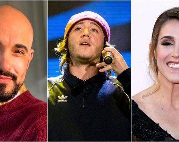 Abel Pintos y Soledad Pastorutti piden para que Paulo Londra pueda volver a hacer música
