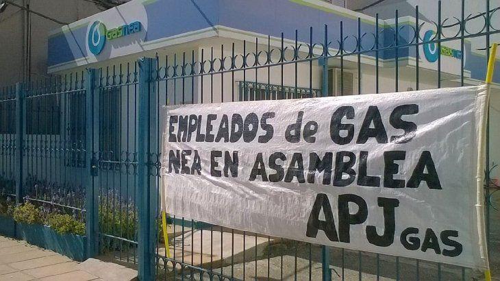 Los gremialistas del Personal Jerárquico no descartan que trabajadores de otras empresas del gas se sumen a su reclamo con protestas en otras plantas o distribuidoras.