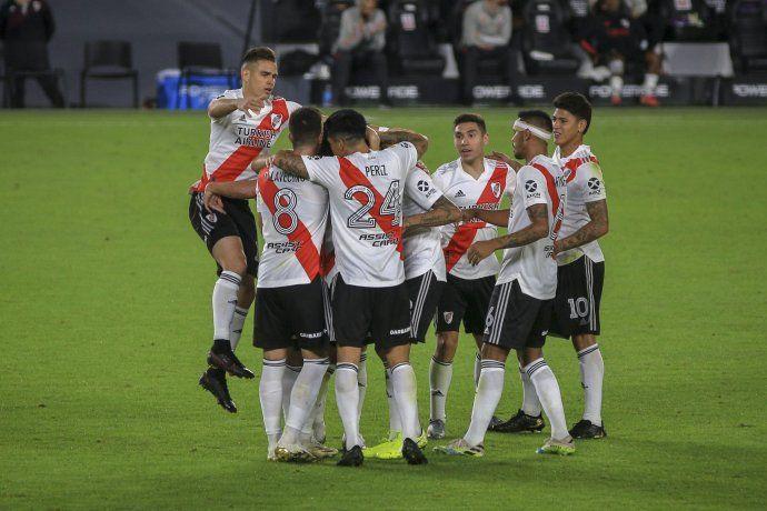 River frenó a Colón y dejó la Copa de la Liga sin invictos.