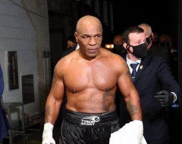 Mike Tyson rechazo 25 millones de dólares para un combate exhibición