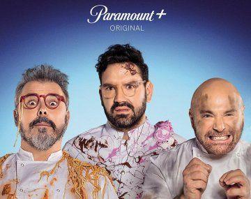 Manos arriba chef tendrá como protagonistas a los integrantes del jurado de Masterchef Celebrity.