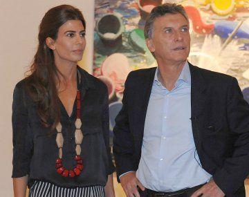 Mauricio Macri y Juliana Awada ya piensan en lamudanza de la Quinta de Olivos, en los días previos al 10 de diciembre.
